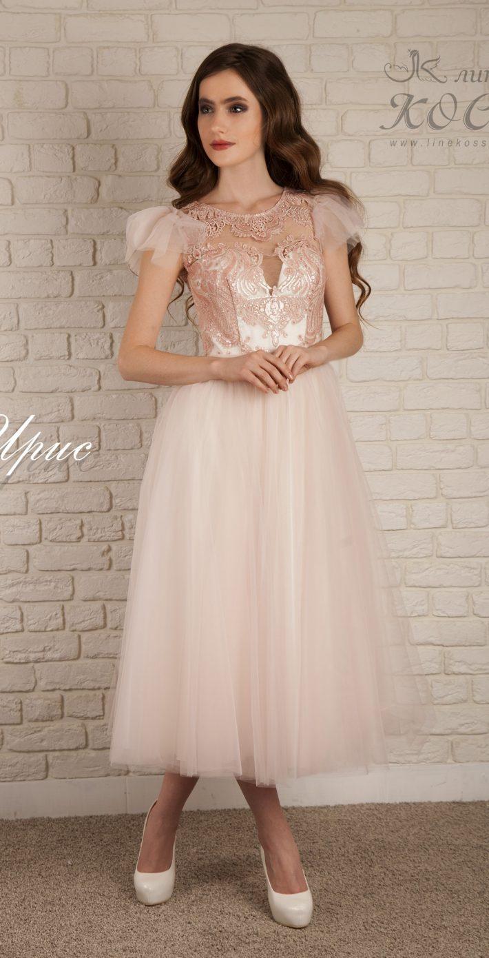 Вечернее платье Ирис