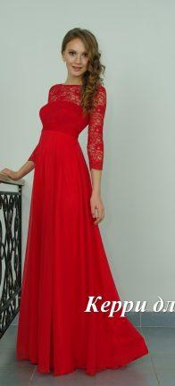 Вечернее платье Керри макси