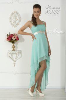 Вечернее платье  Мила