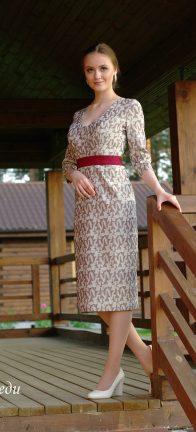 Вечернее платье Миледи
