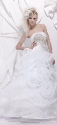 Свадебное платье Миртл