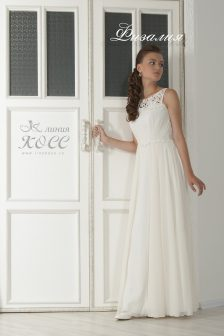Свадебное платье Физалия