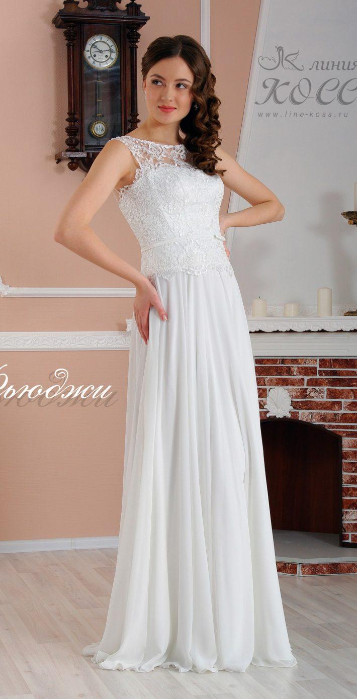 Свадебное платье Фьюджи