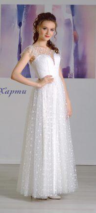 Свадебное платье Харти макси