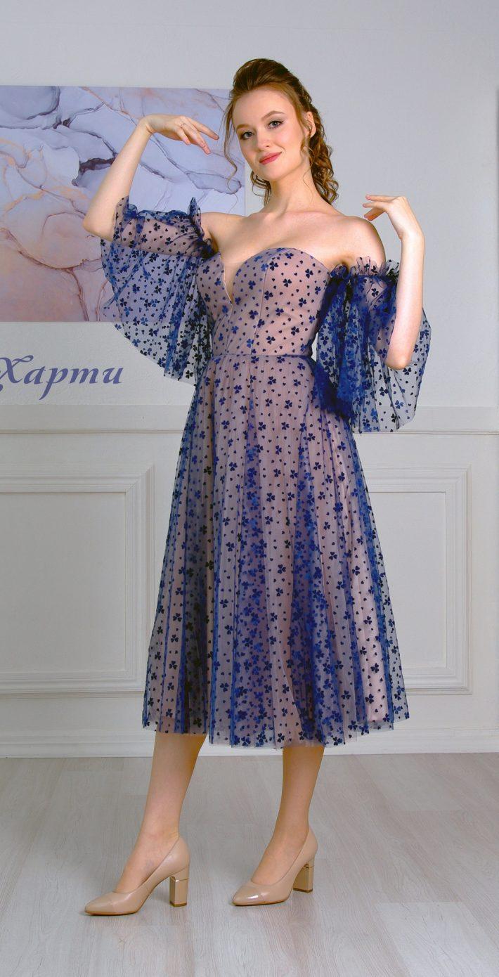 Вечернее платье Харти Романтик