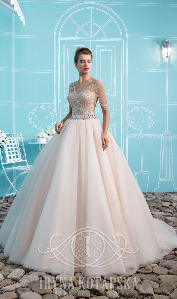 Свадебное платье MA1733