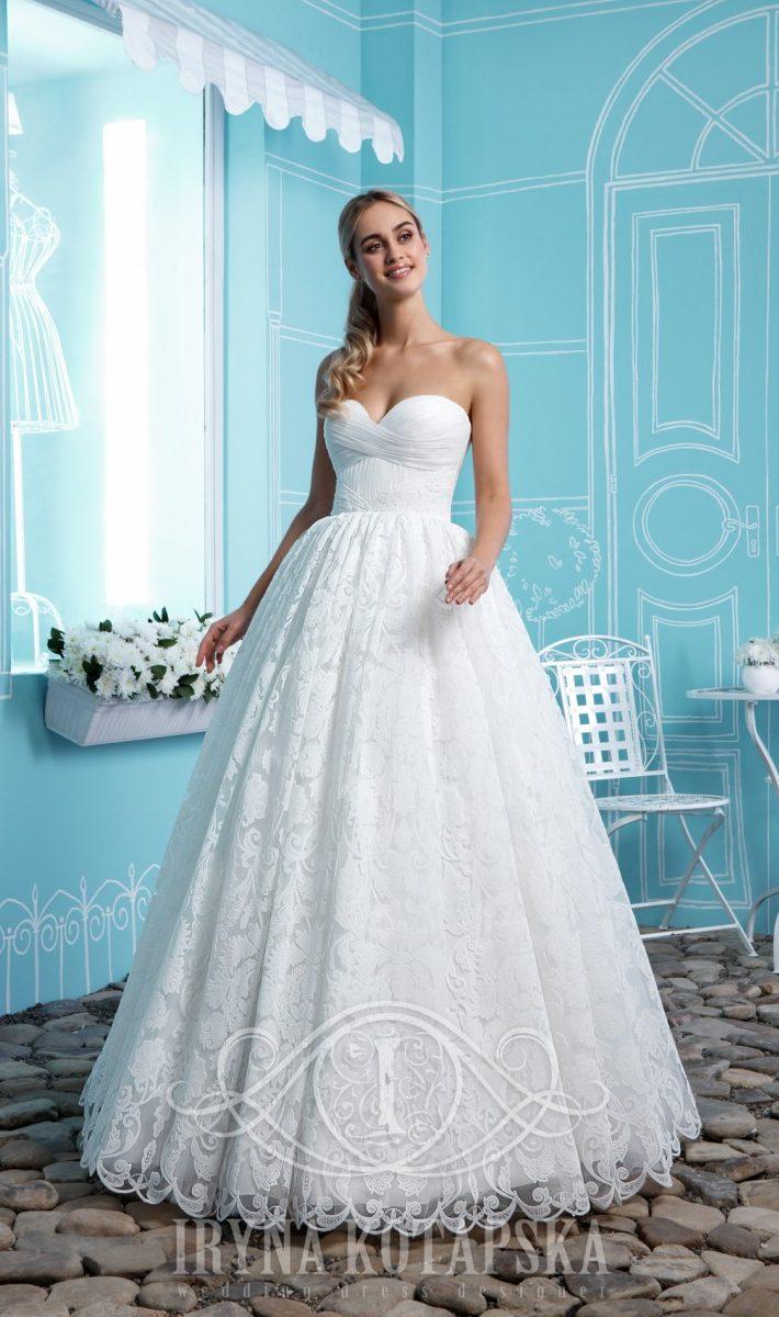 Свадебное платье MA1748