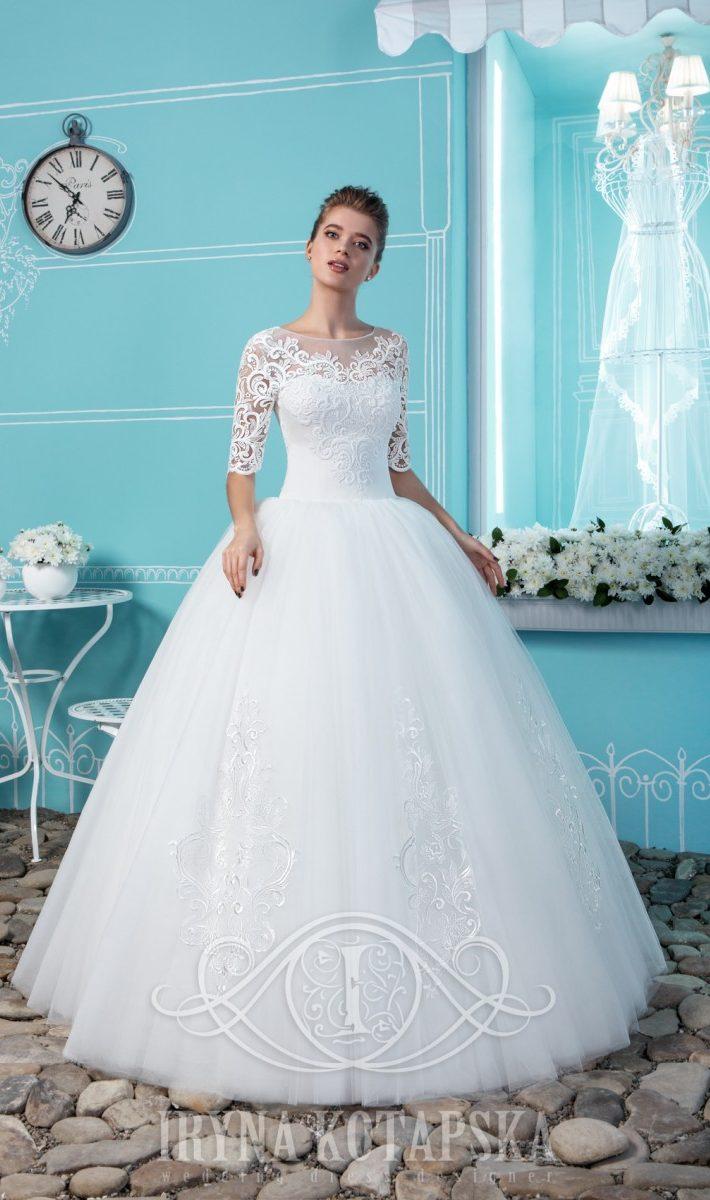 Свадебное платье MA1754