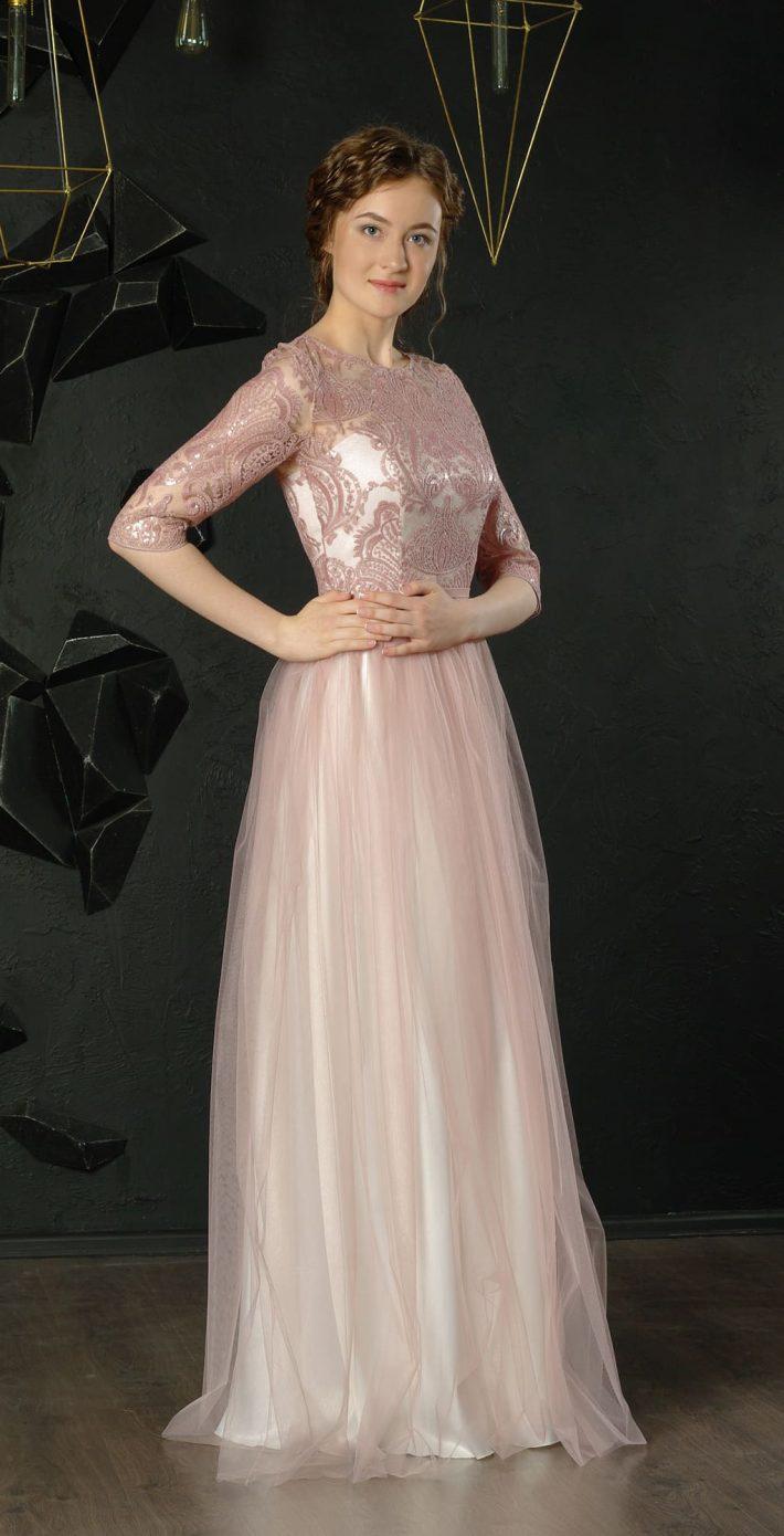 Вечернее платье Армани