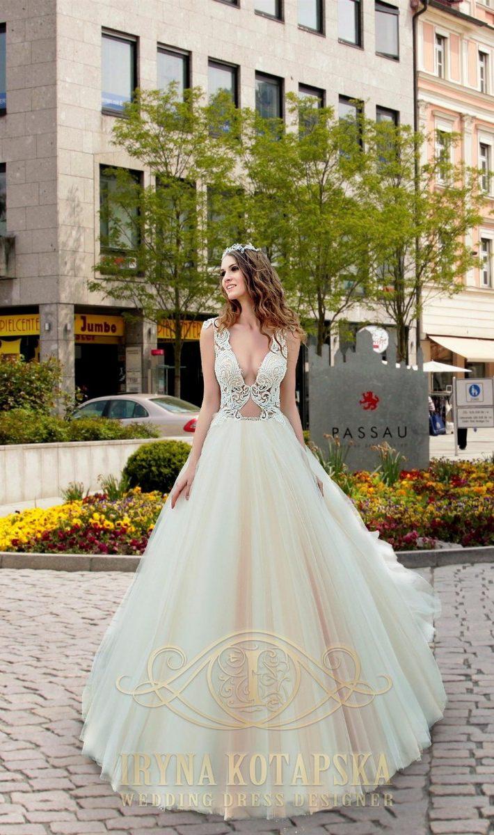 Свадебное платье SN1801