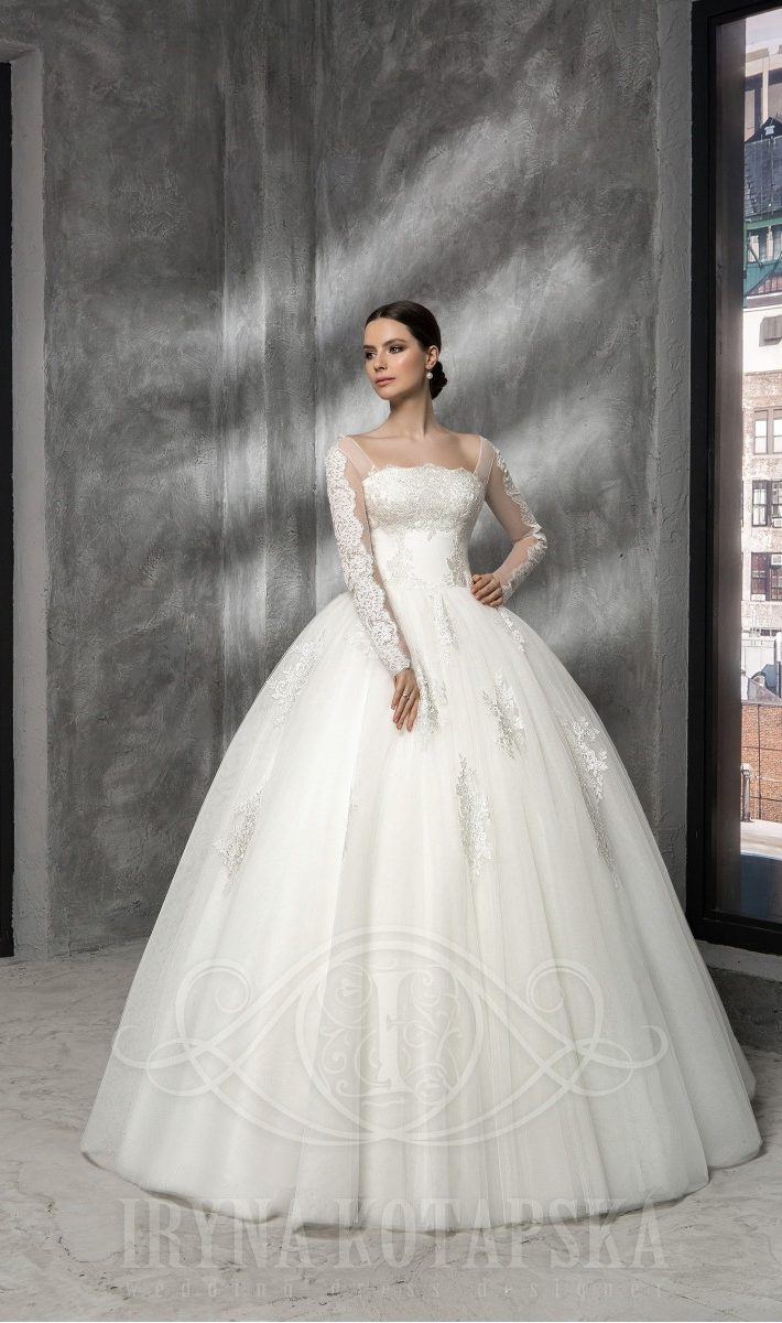 Свадебное платье ST1614