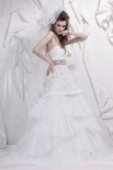 Свадебное платье Хризантема