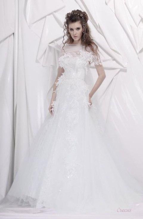 Свадебное платье Крокус