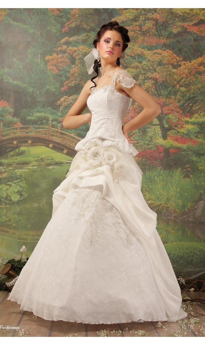 Свадебное платье Флёрдоранж