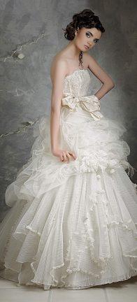 Свадебное платье Льеж