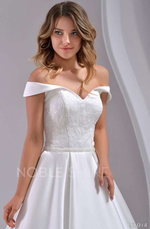 Свадебное платье NS014