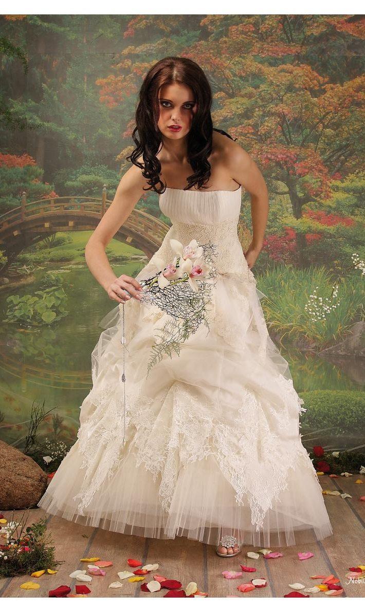 Свадебное платье Нобиле