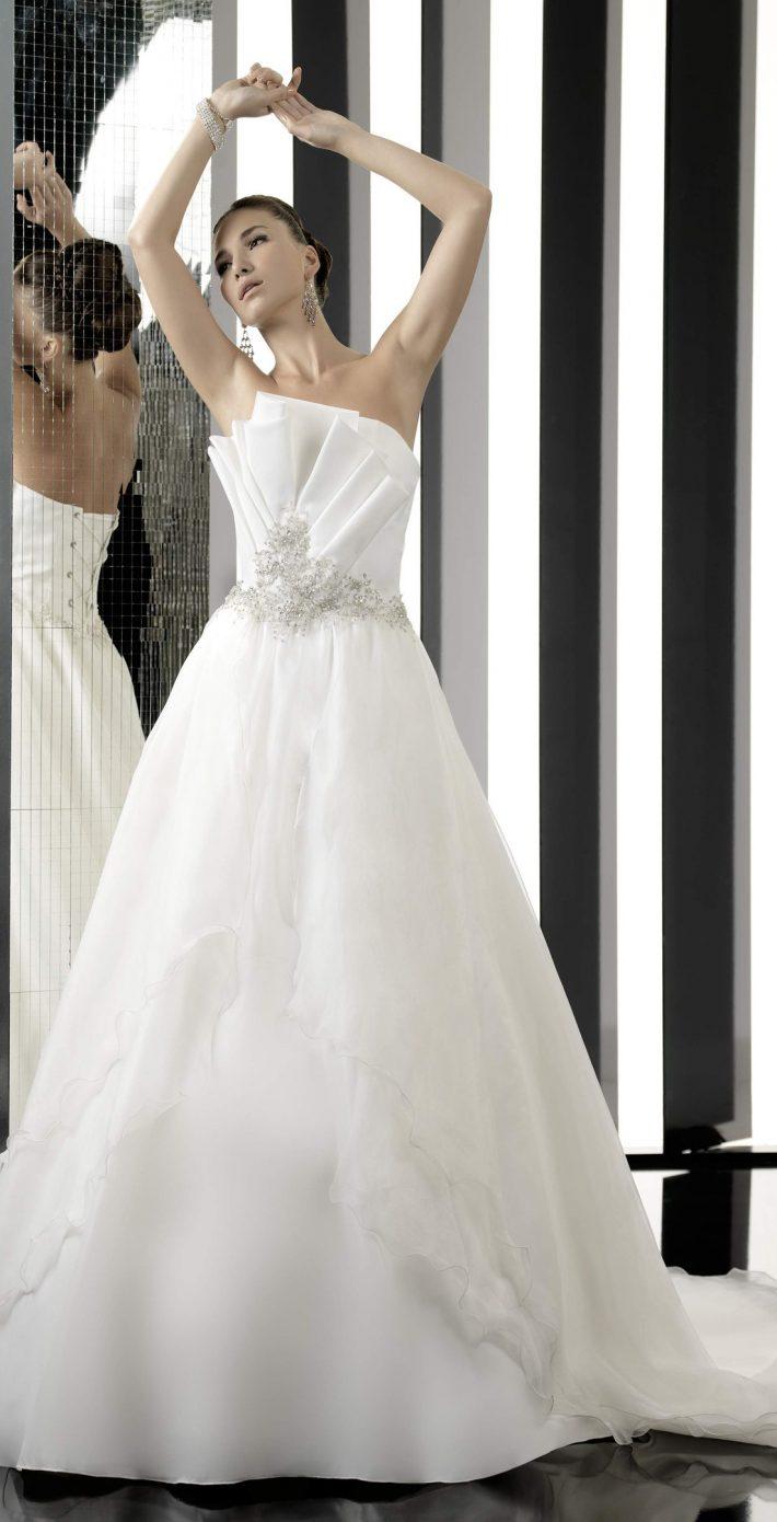 Свадебное платье PCD001