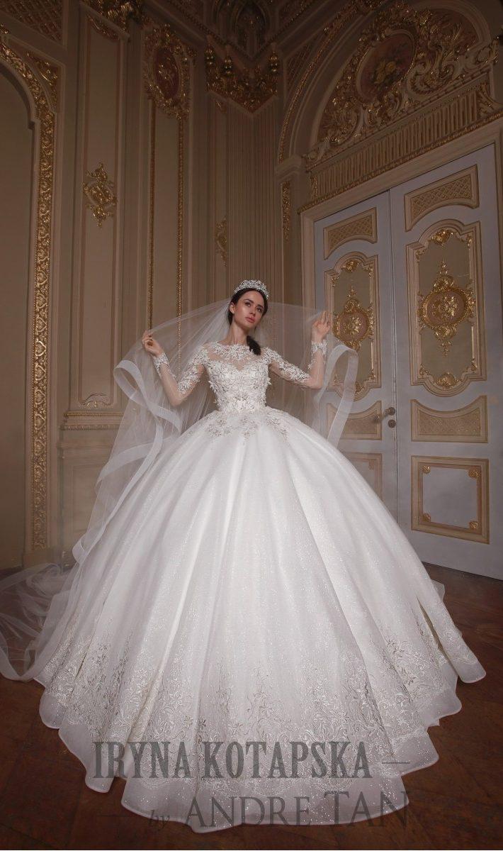 Свадебное платье KT2023