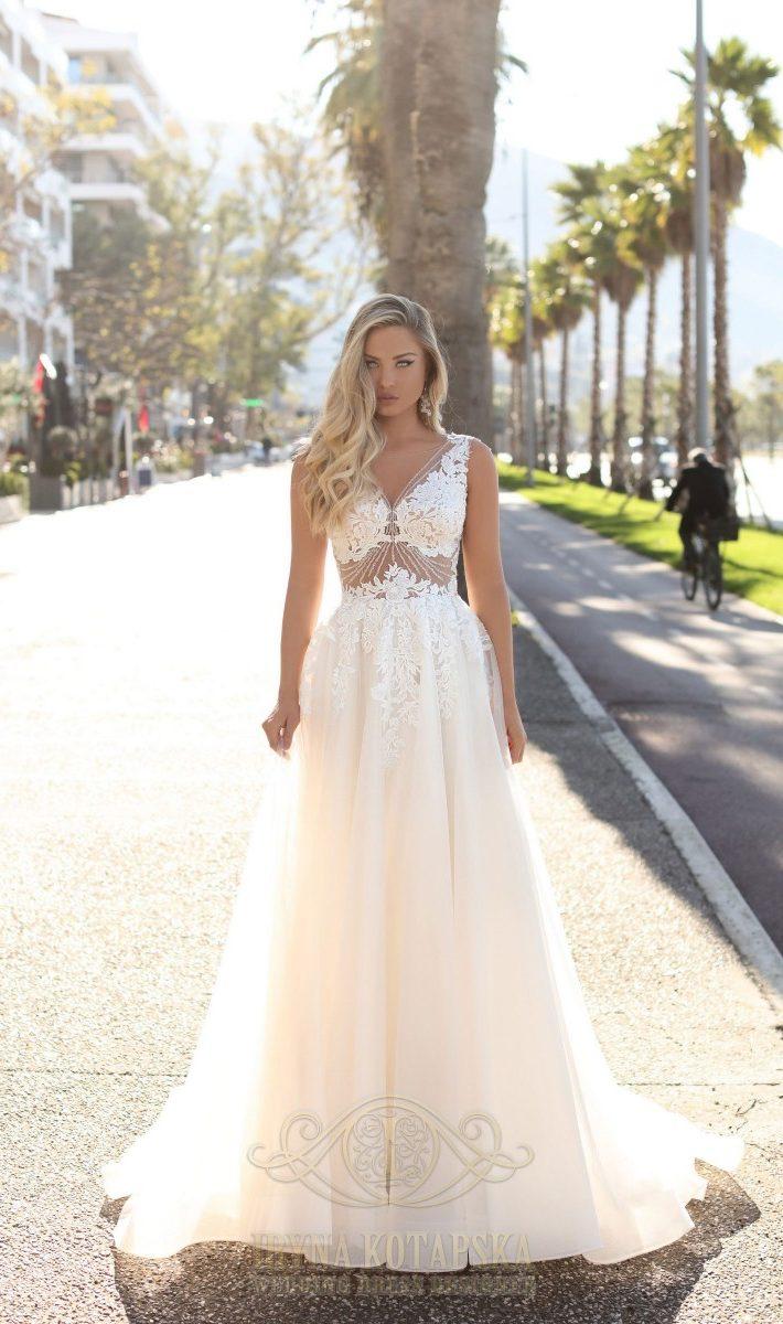 Свадебное платье LV2117
