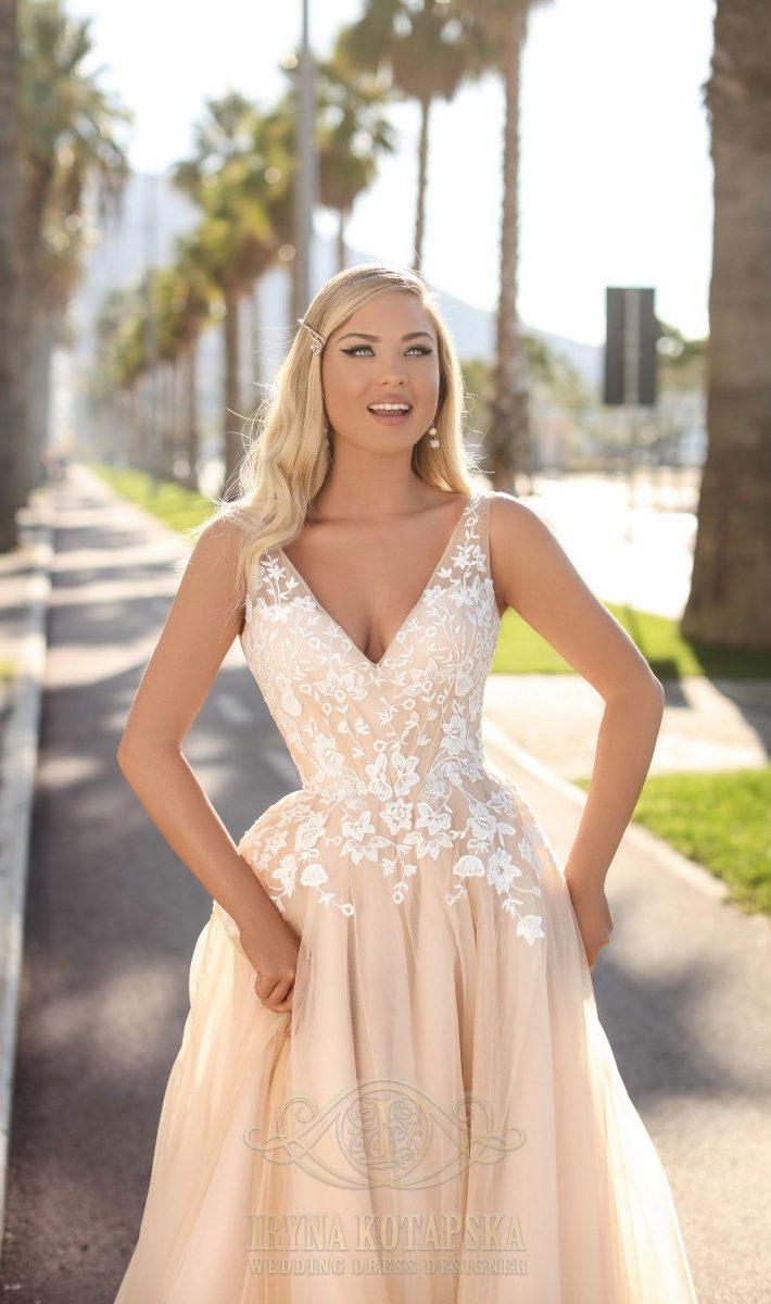 Свадебное платье LV2122