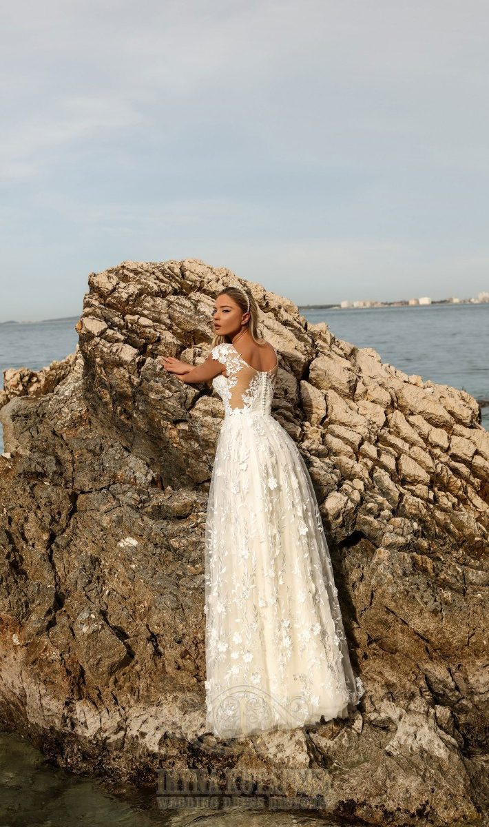 Свадебное платье LV2135