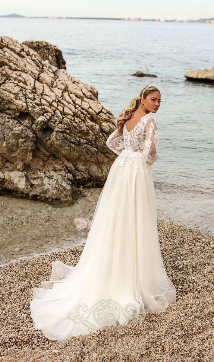 Свадебное платье LV2140