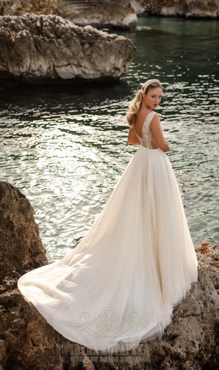 Свадебное платье LV2143
