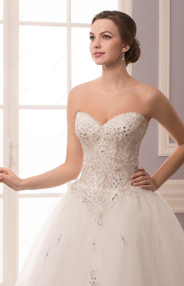 Свадебное платье S10