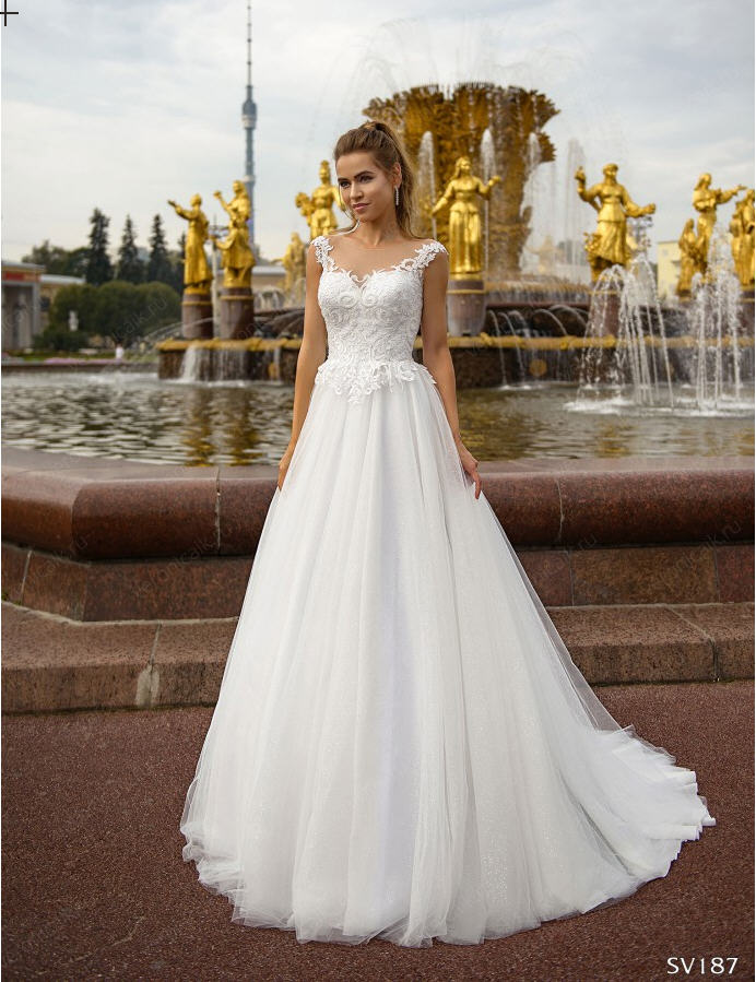 Свадебное платье SV187