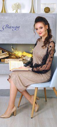 Вечернее платье Ванда