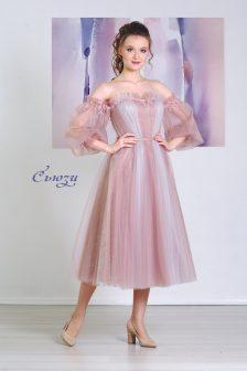 Вечернее платье Сюзанна