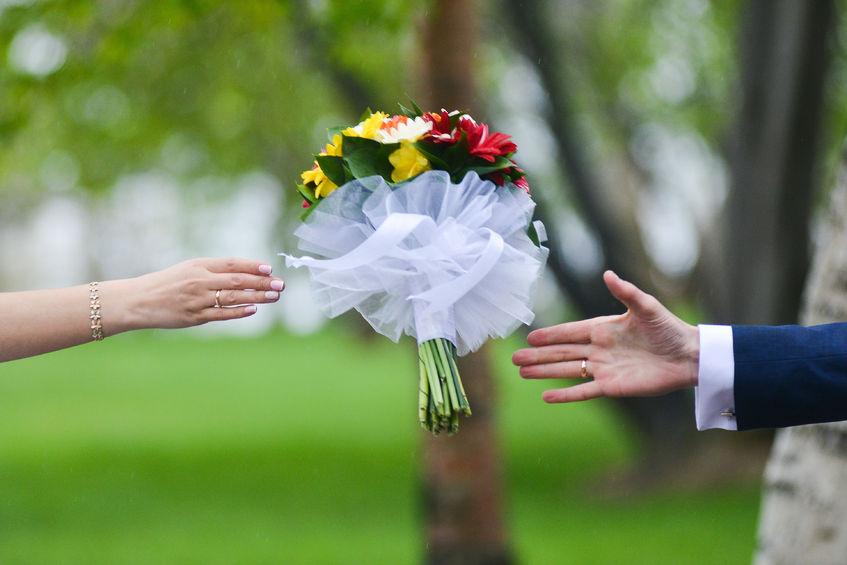 Букет невесты: традиции и современность