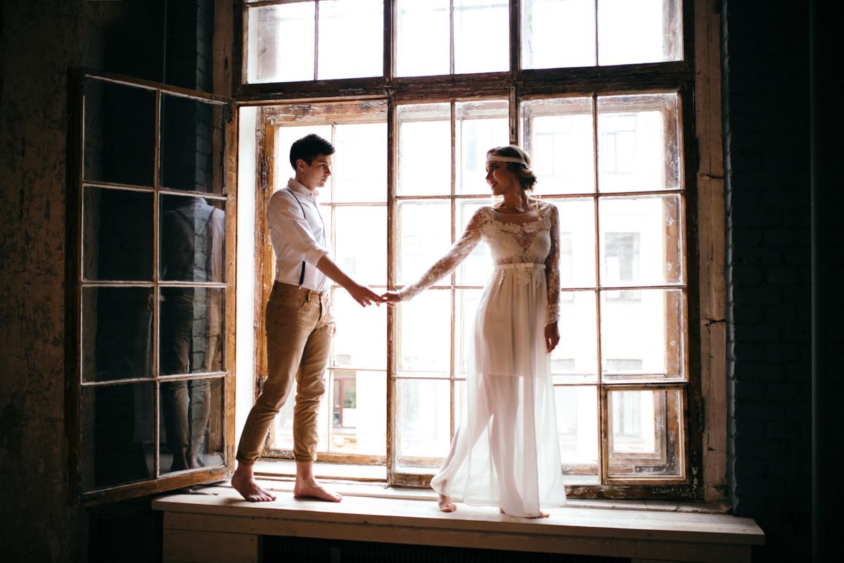 Модные тренды 2020: Свадьба в стиле Лофт