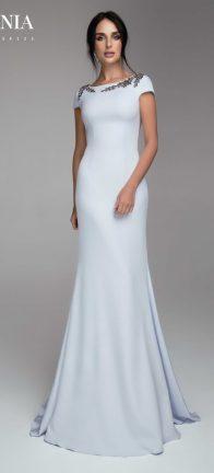 Вечернее платье MINIMAL 002