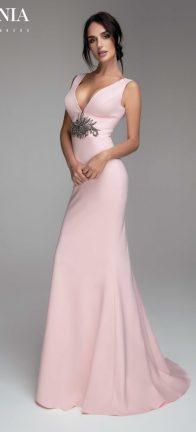 Вечернее платье MINIMAL 005
