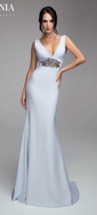 Вечернее платье MINIMAL 007