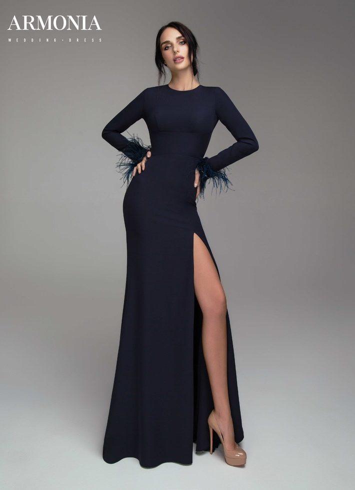 Вечернее платье MINIMAL 009
