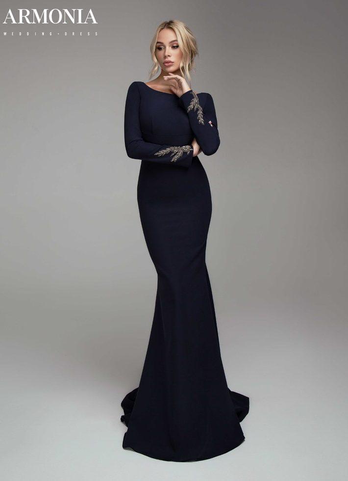 Вечернее платье MINIMAL 010