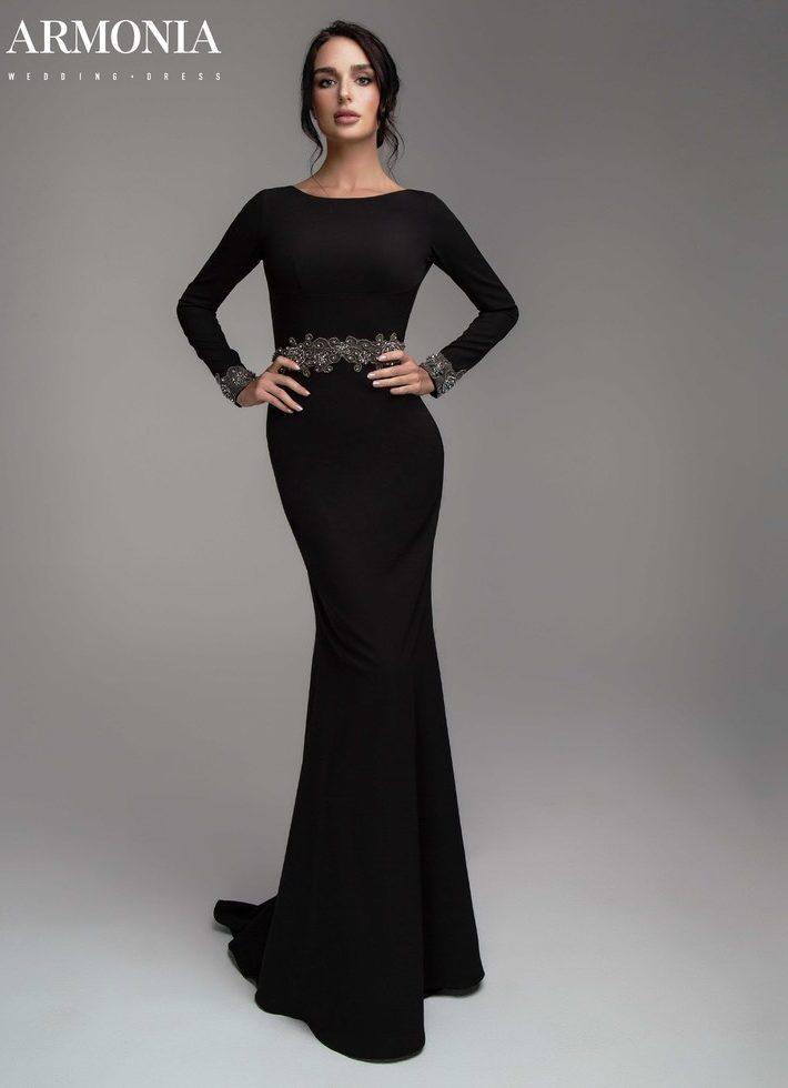 Вечернее платье MINIMAL 011