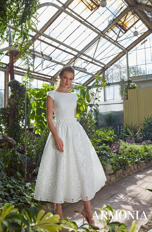 Свадебное платье AGNESSA
