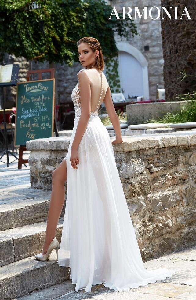 Свадебное платье ALFIYA
