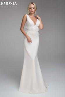 Вечернее платье MINIMAL 012