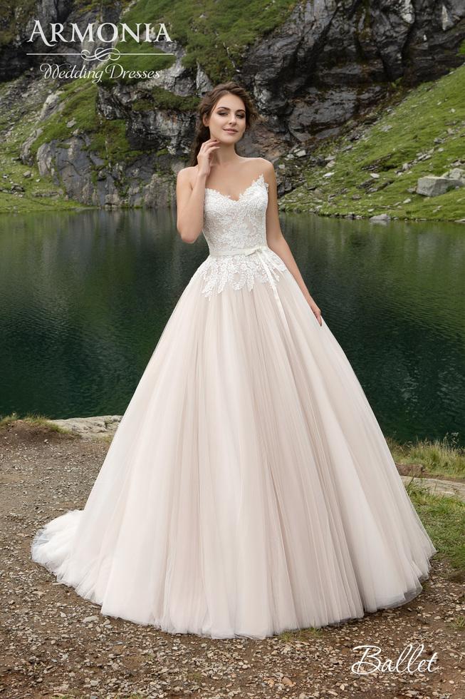 Свадебное платье БАЛЕТ