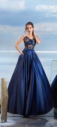 Вечернее платье КАСПИЯ