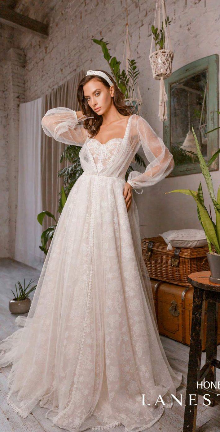 Свадебное платье Honesty