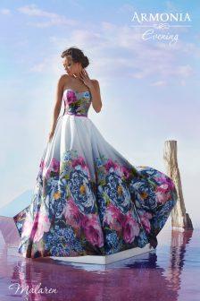 Вечернее платье МЕЛАРЕН