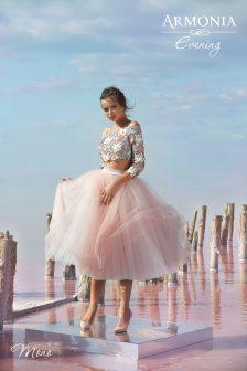 Вечернее платье МОНО