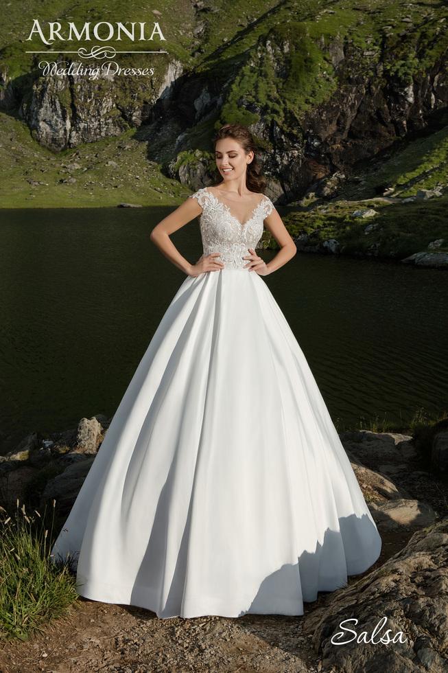 Свадебное платье САЛЬСА