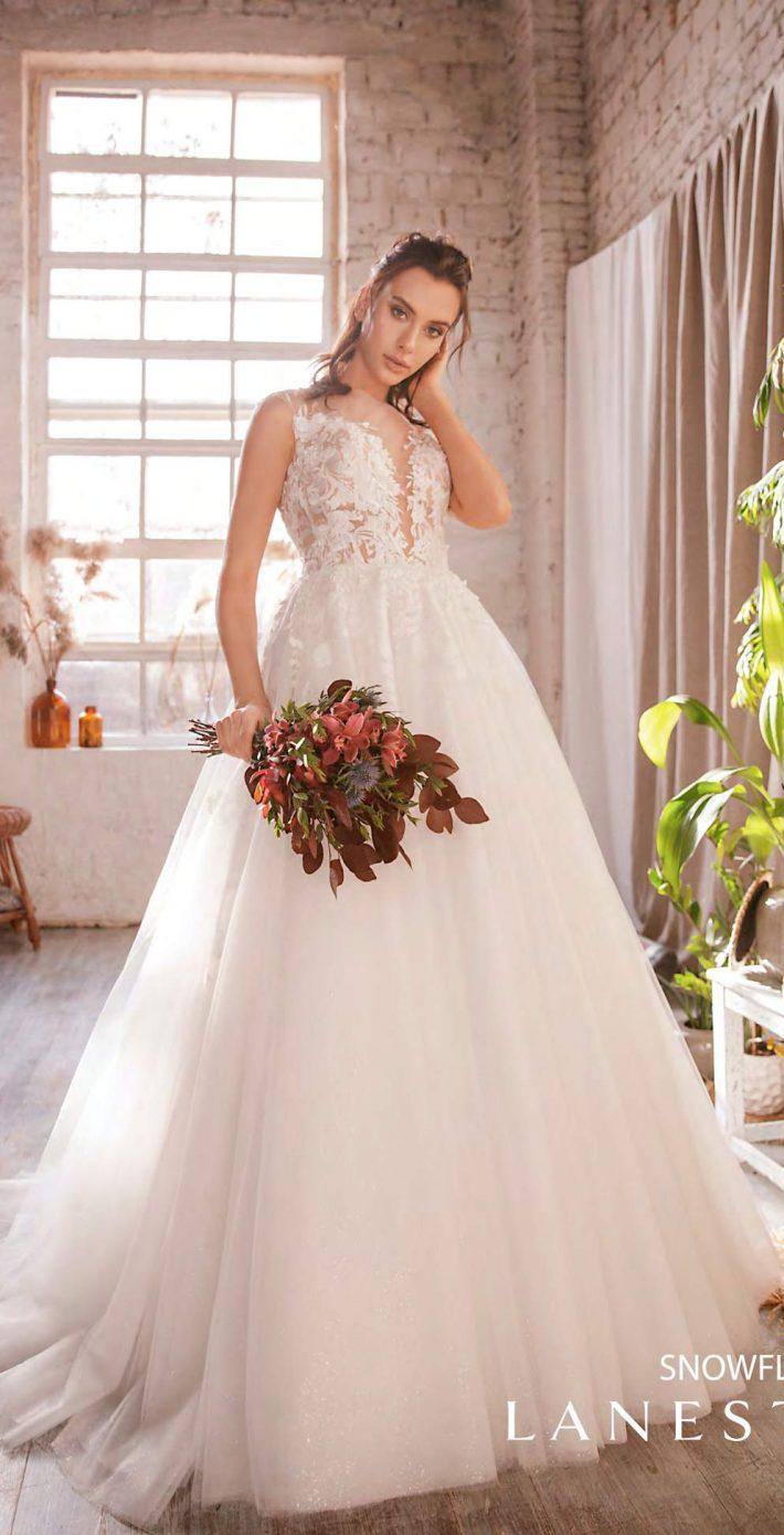 Свадебное платье Snowflake